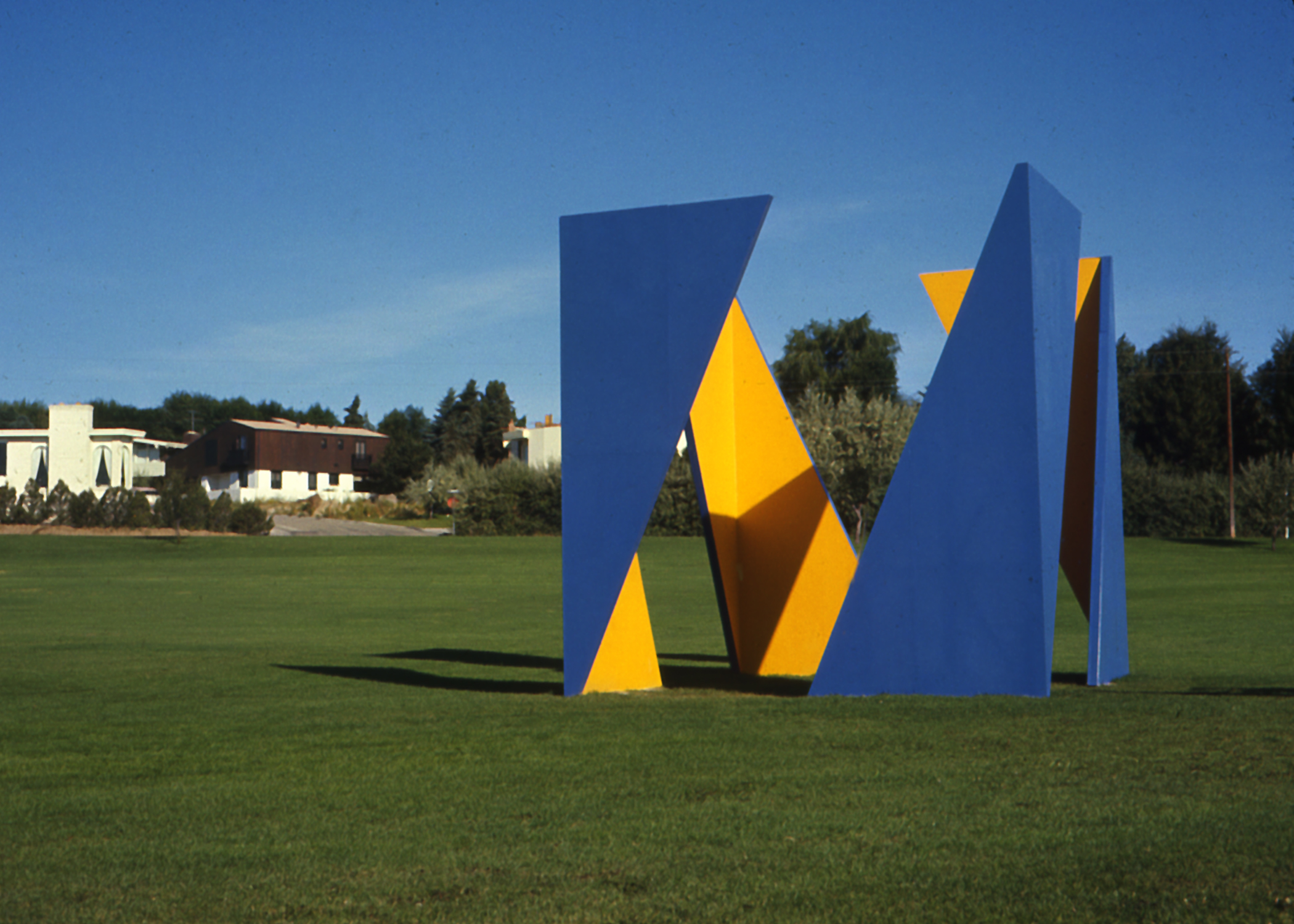 Go to the Untitled (Blue, Yellow Open Cube) page