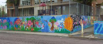Go to the Brown Denver Public School Mural page