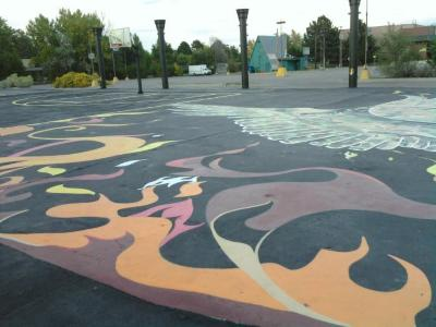 Go to the Prodigal Son Initiative Mural Clean Up page