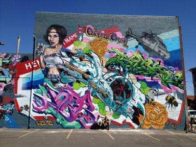 Go to the Crush Mural page