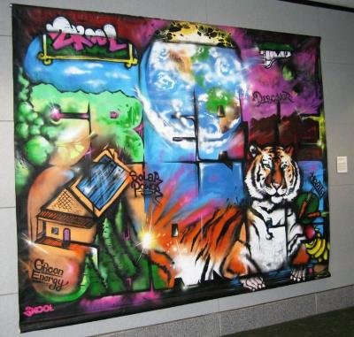 Go to the Create Change Mural page