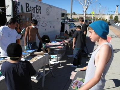 Go to the Barter Collective Youth Educational Workshops page