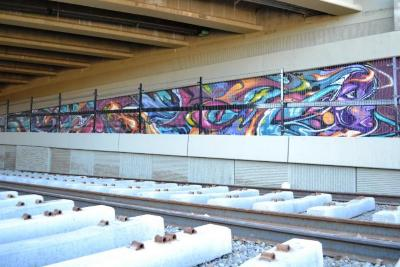 Go to the RTD Station Mural @ Decatur Station page