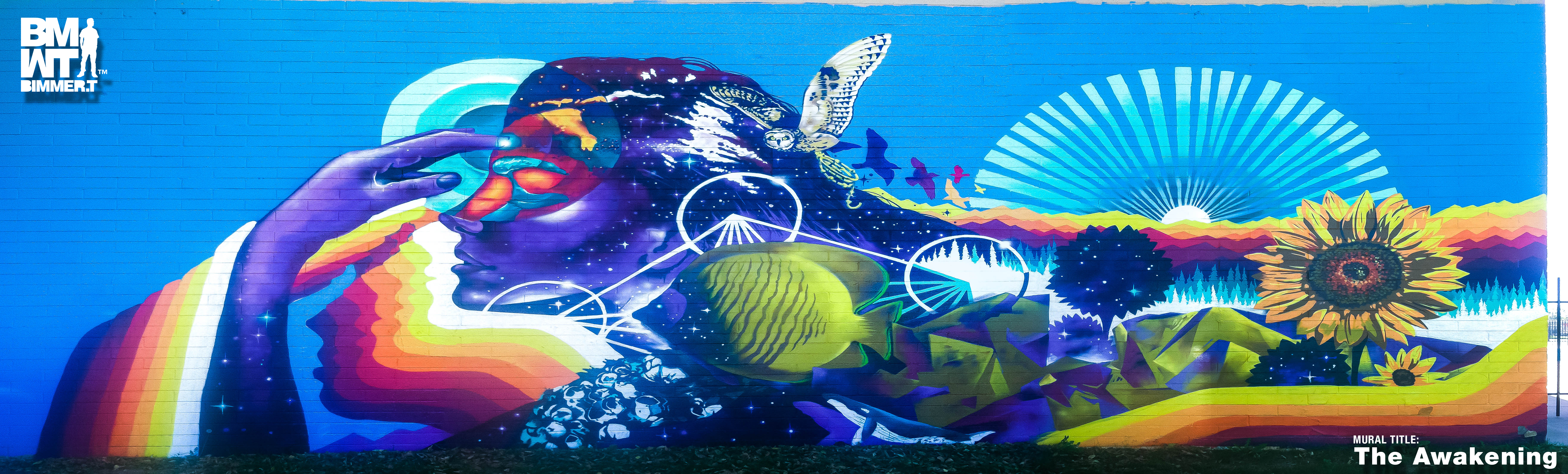 Go to the Swansea Recreation Center Mural page