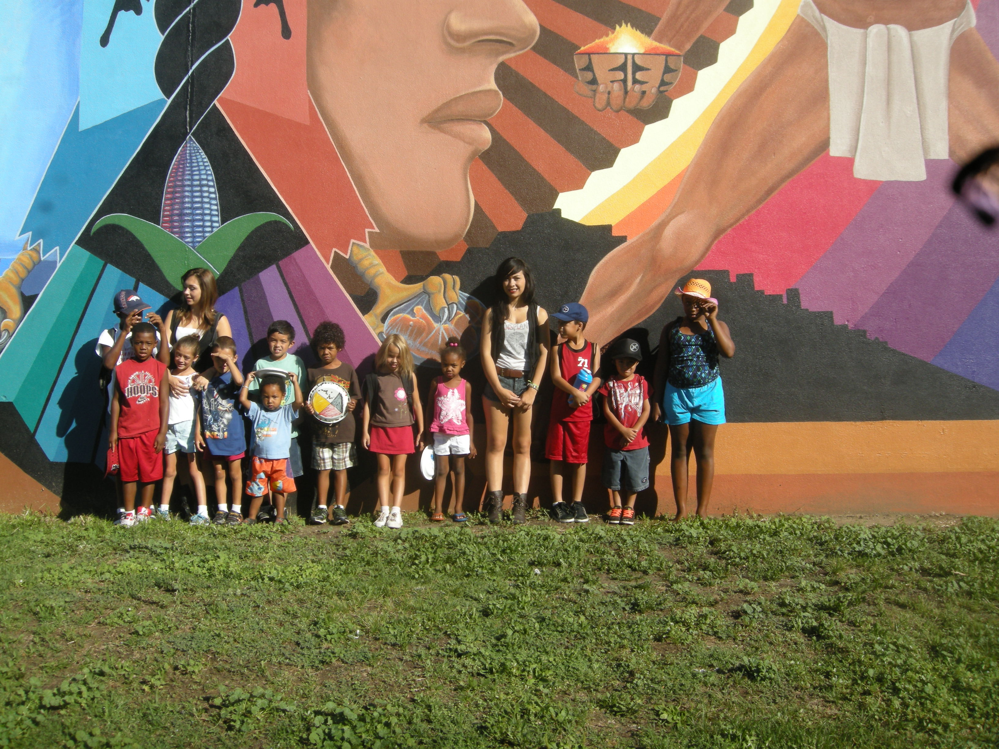 Go to the La Alma Recreation Center Summer Program page