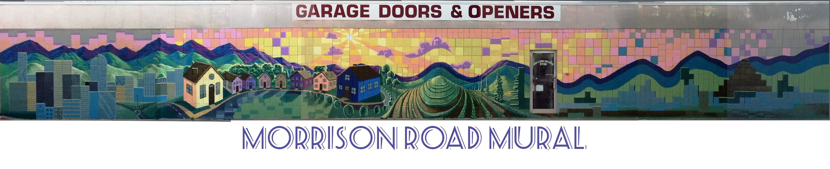 Go to the Morrison Road Mural page