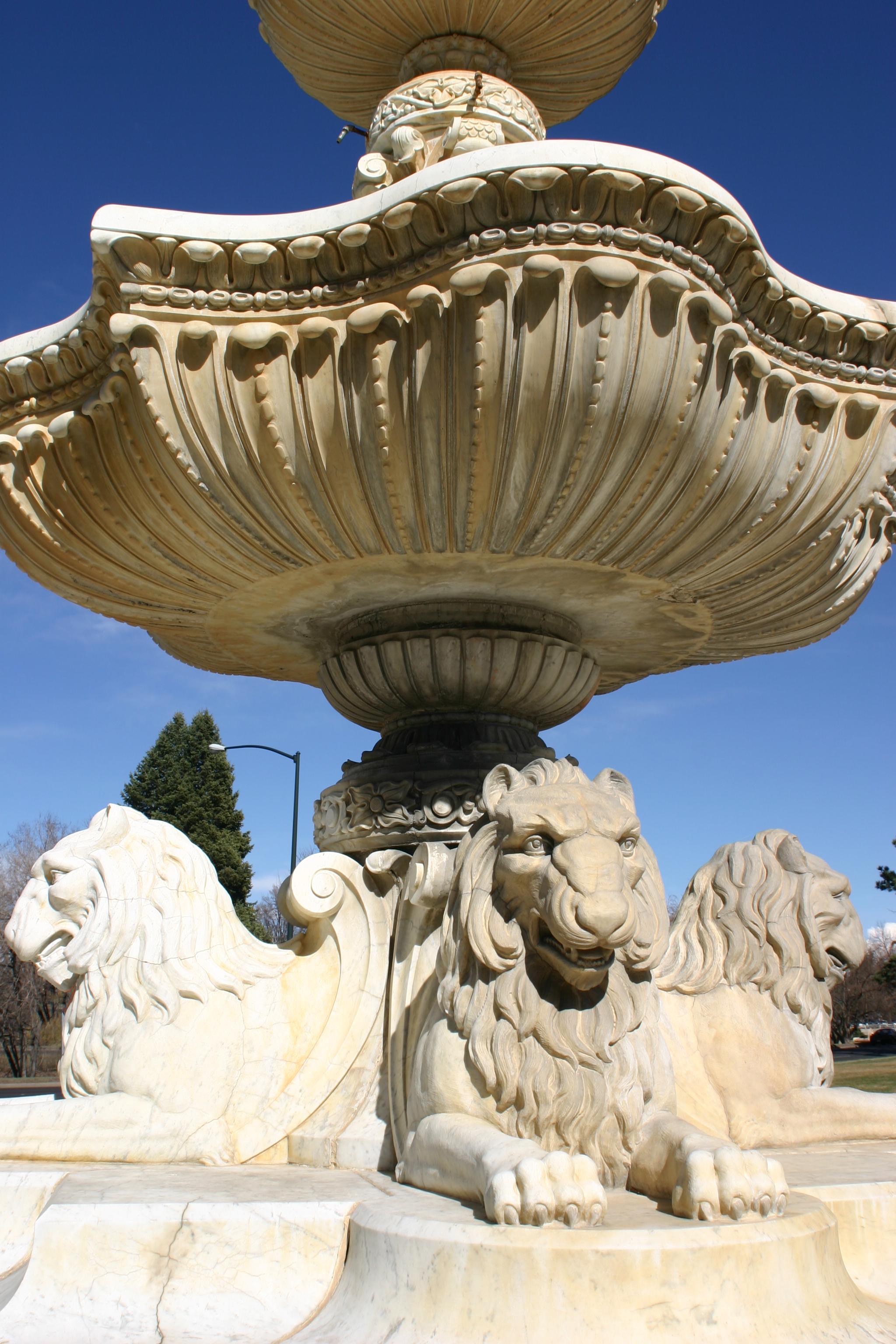 Benedict Fountain