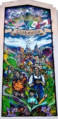 Globeville Mural