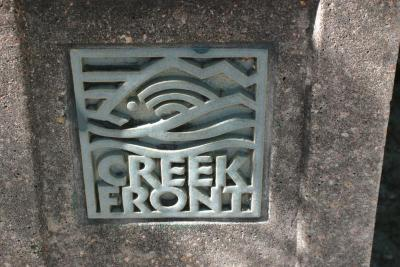 Go to the Creekfront page