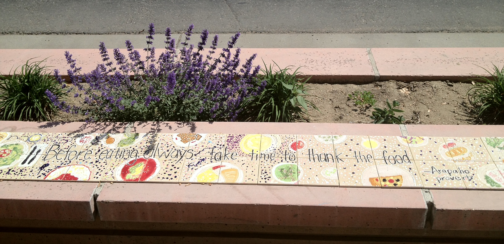 Go to the Morrison Road Mosaic Benches page