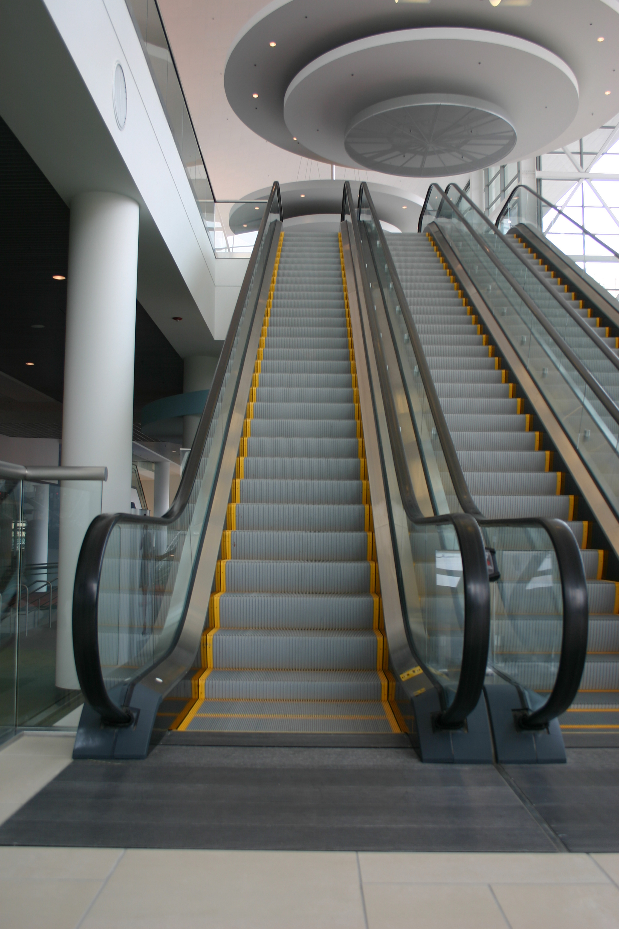 Laughing Escalator