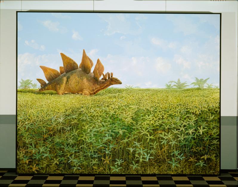 Go to the Ancient Colorado; Stegosaurus Snacks page
