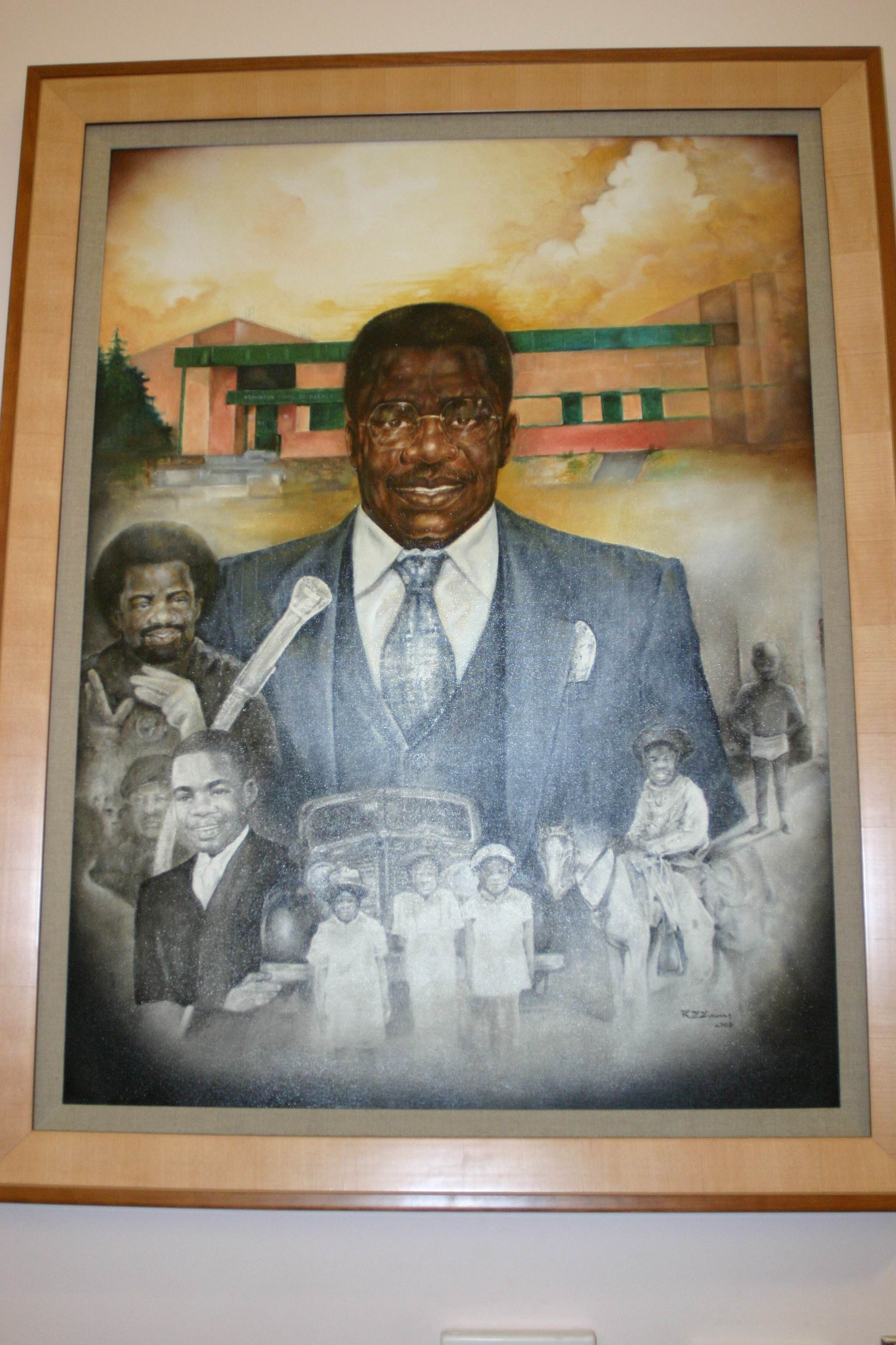 Go to the Portrait of Hiawatha Davis page