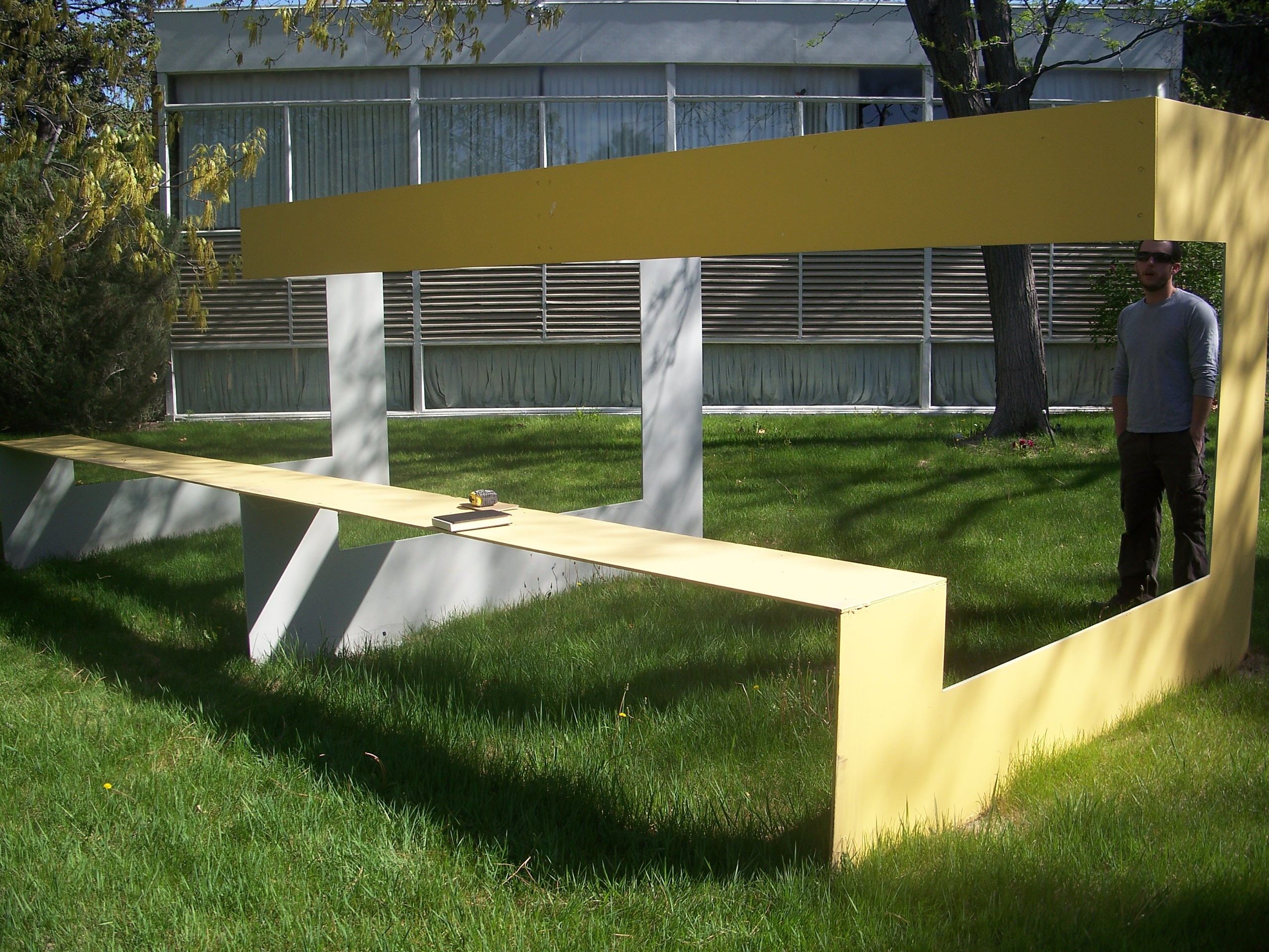 Go to the Untitled (Yellow Bench) page